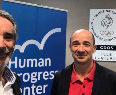 Partenariat avec HPC by Denis Troch
