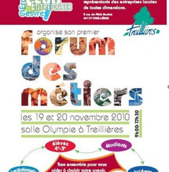 Forum des métiers 2010