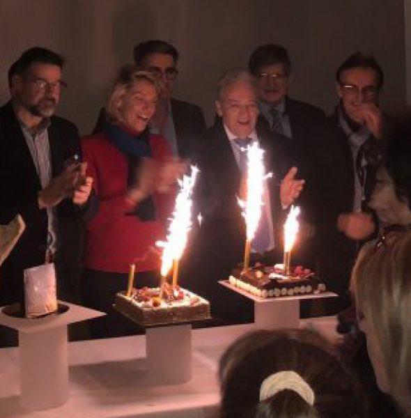 Soirée Vœux 2019 – 10 ans du Club Entreprises Erdre & Gesvres