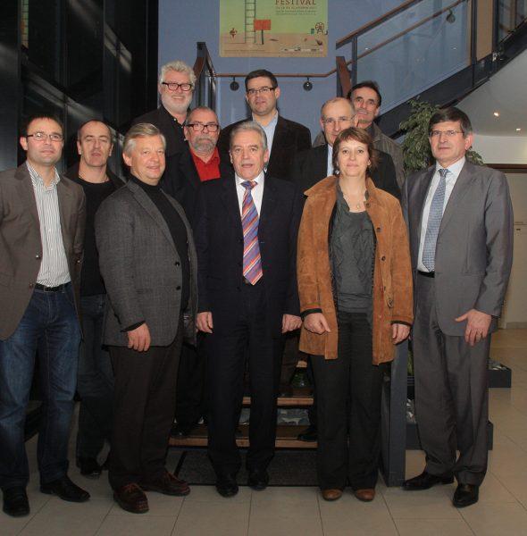 Assemblée générale 12 janvier 2012