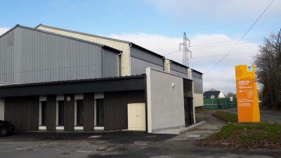 Restructuration salle Omnisport de Vigneux-de-Bretagne)