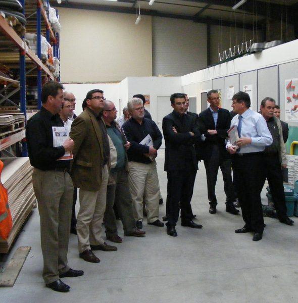 Visite de la SAFOUEST – 31 mars 2009